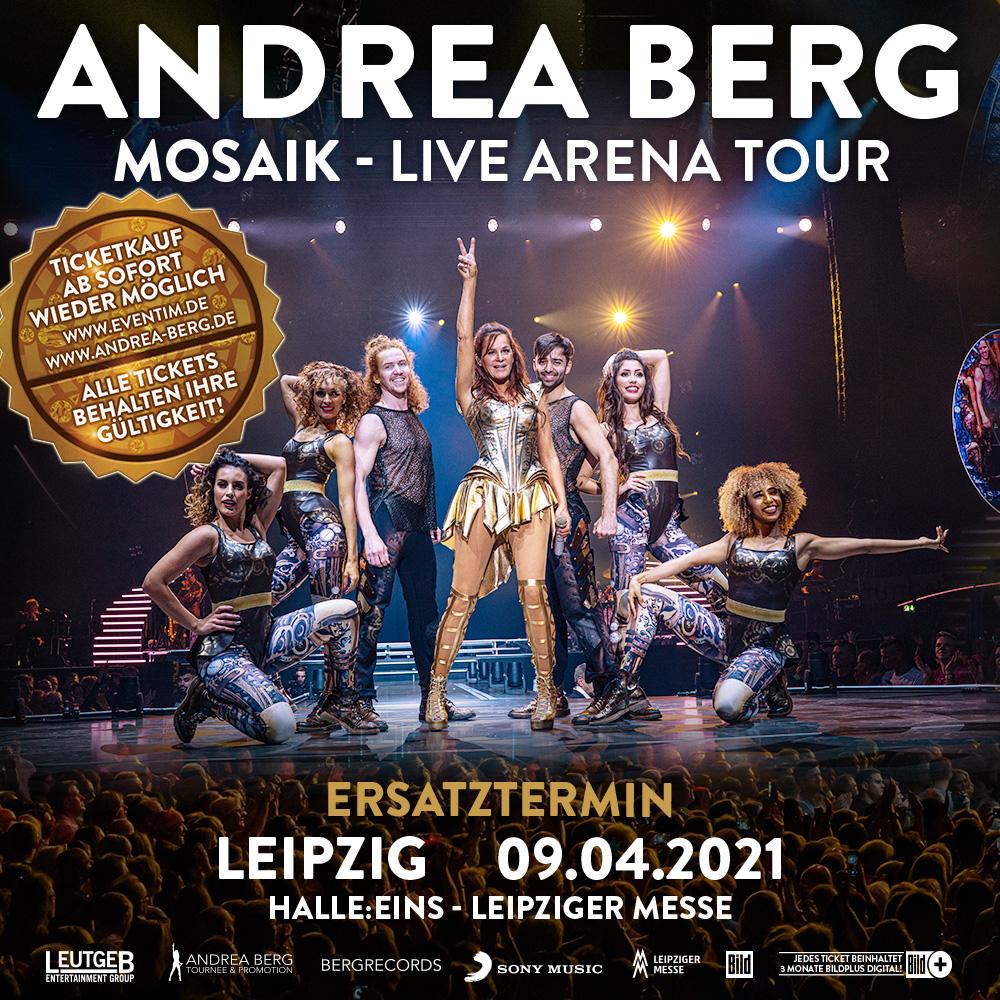 Andrea Berg Lanxess Arena 2021